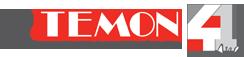 Temon Técnica de Montagens e Construções Ltda. Logo